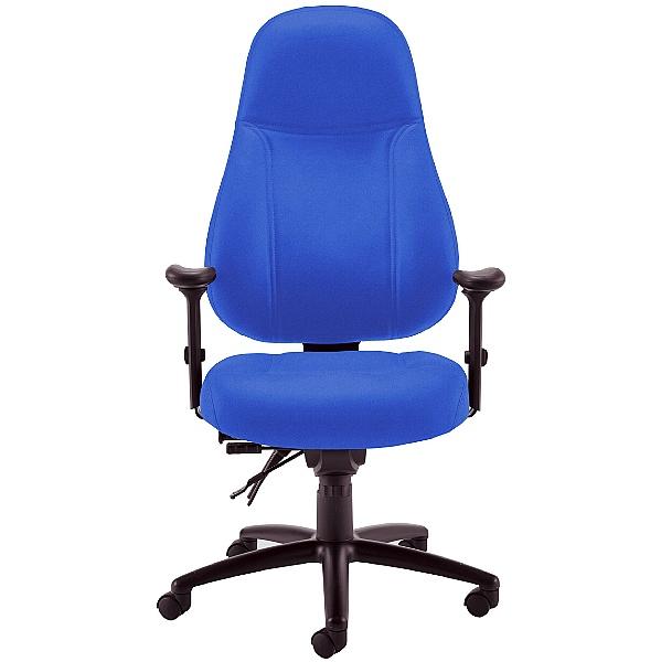 Cheetah II 24 Hour Fabric Operator Chair
