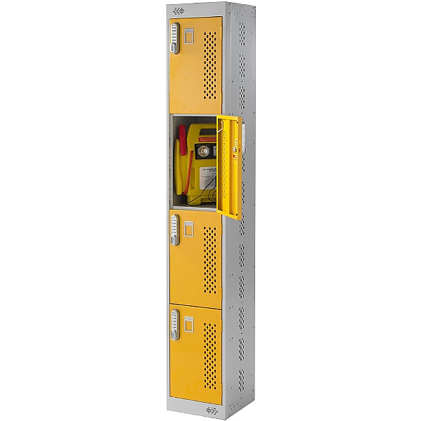 In Charge Tool Lockers Single Socket