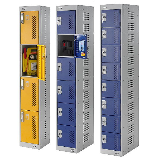 In Charge Tool Lockers Double Socket