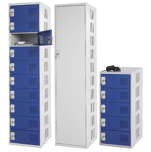 In Charge Laptop Lockers
