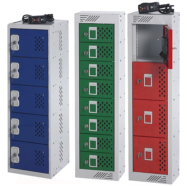 In Charge Personal Item Lockers