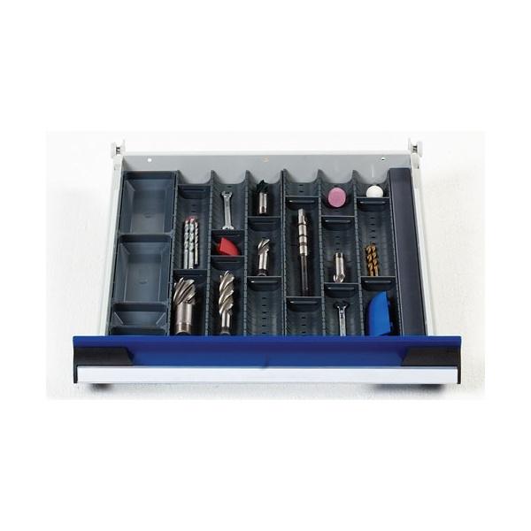 Bott Cubio Drawer Cabinets 525W x 525D Plastic Troughs