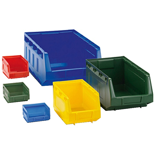 Bott Cubio Benches Panel Bin Kits