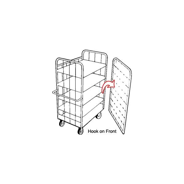 Superstructure Shelf Truck