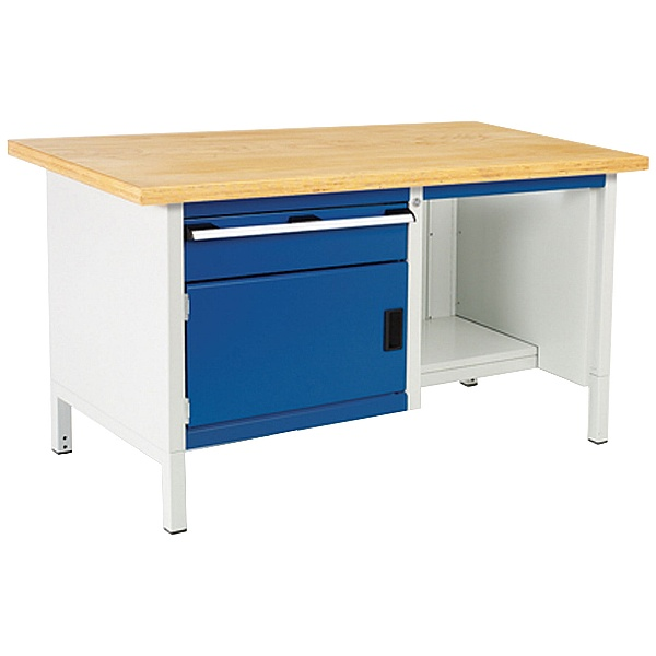 Bott Cubio Storage Benches - 1500mm Wide - Model E