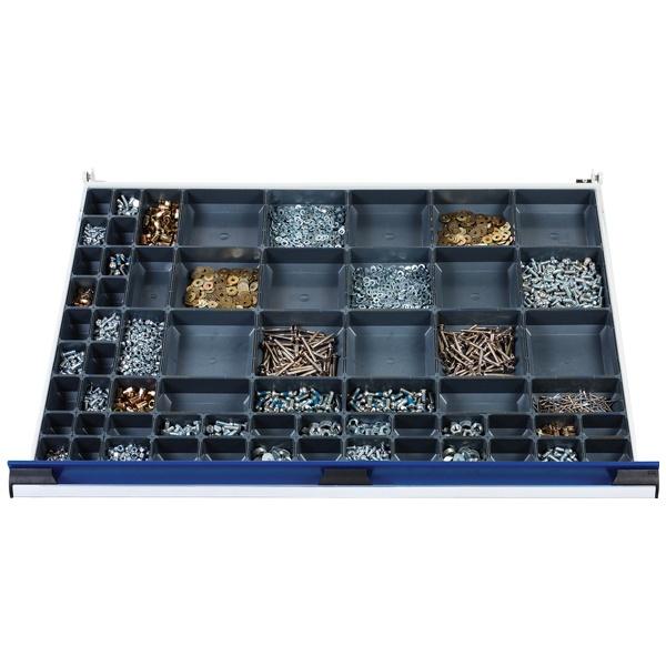 Bott Cubio Drawer Cabinets 1050W x 750D Plastic Boxes