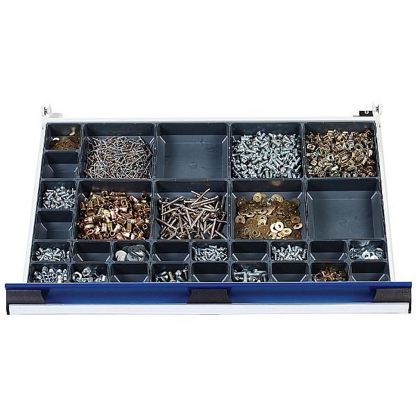 Bott Cubio Drawer Cabinets 800W x 525D Plastic Boxes