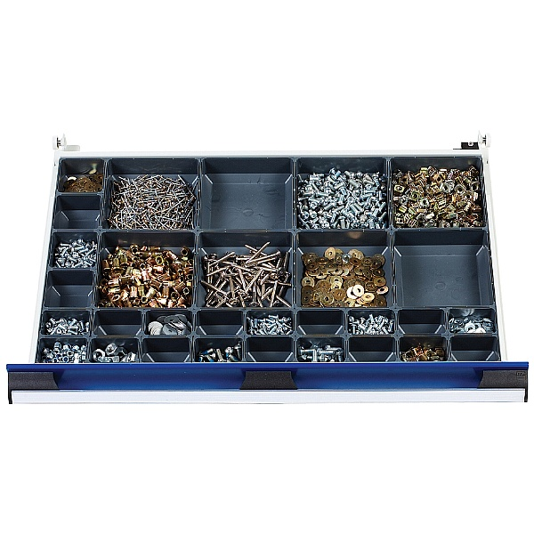 Bott Cubio Drawer Cabinets 800W x 750D Plastic Boxes