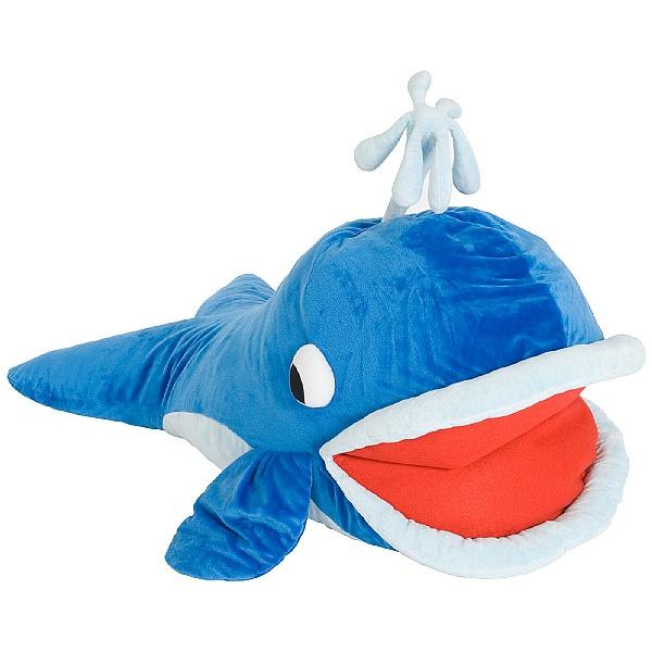 Under The Sea Shamu Whale Floor Cushion