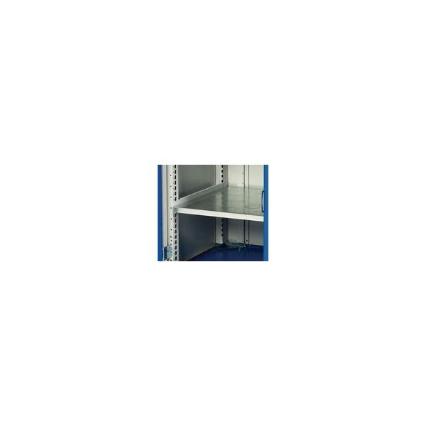 Bott Cubio Mobile Drawer Cabinets - Galvanised Shelves