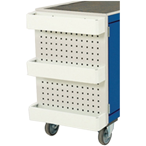 Bott Cubio Mobile Drawer Cabinets - Panel Tray