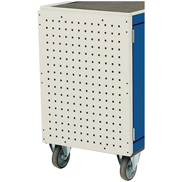 Bott Cubio Mobile Drawer Cabinets - Side Panel