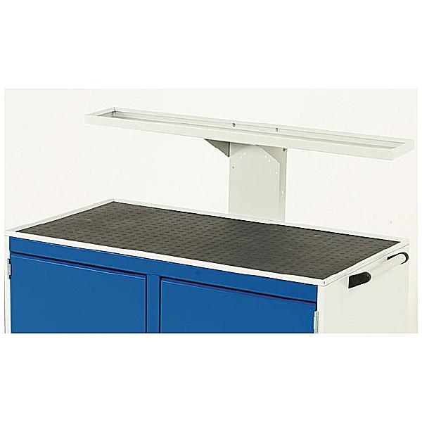 Bott Cubio Mobile Drawer Cabinets - Rear Shelf