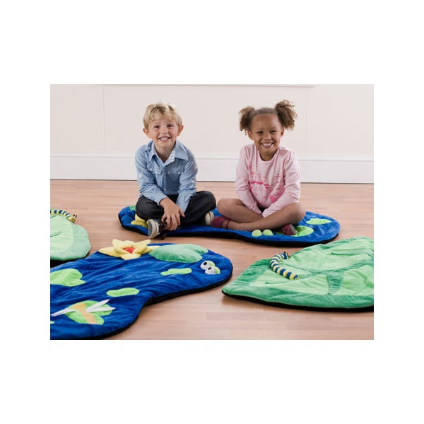 Back To Nature Snuggle Mats (Pack of 4)