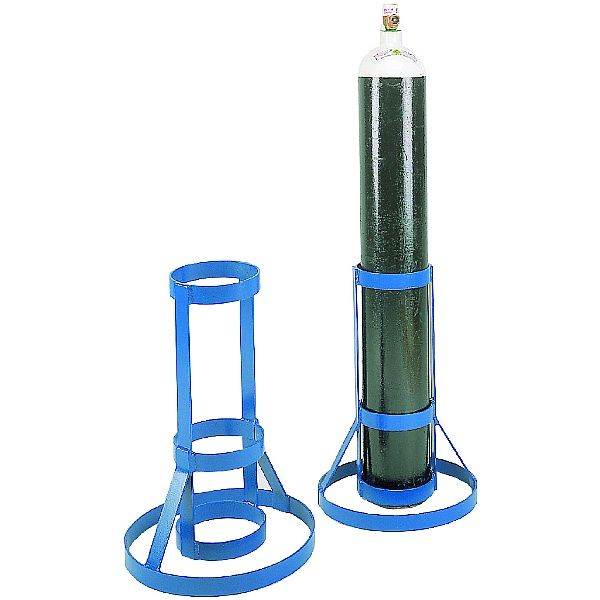 Cylindrical Cylinder Stand