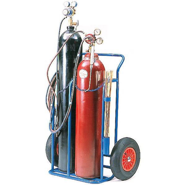 Welders Cylinder Trolley