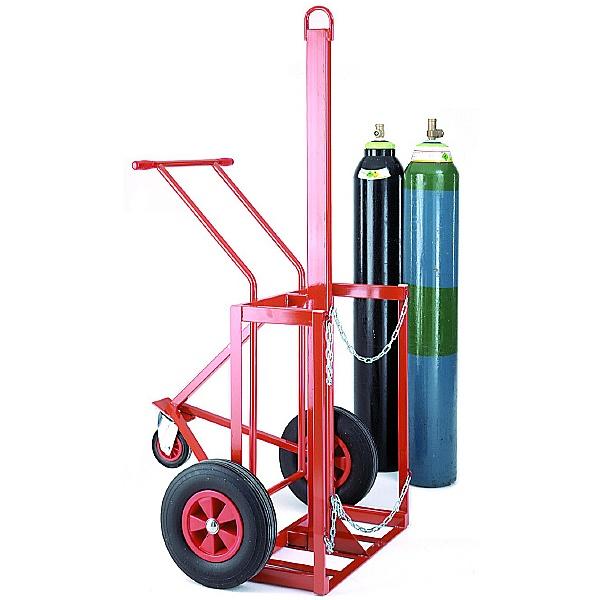 Cylinder Lifting Trolley