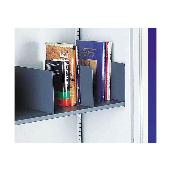 Silverline Kontrax & Executive Cupboards Slotted Shelf Dividers (Pk 5)