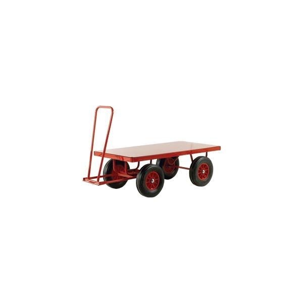Medium Trader Turntable Truck