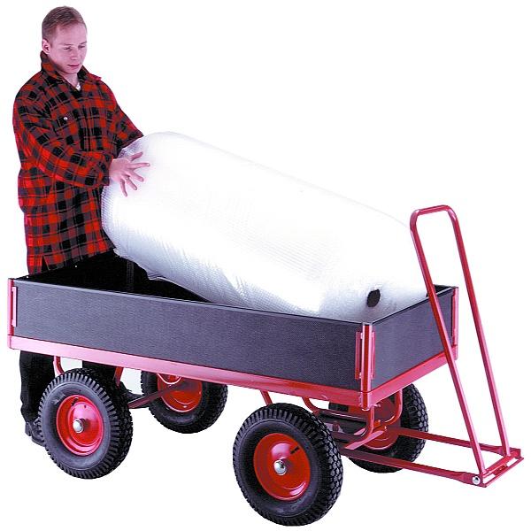 Phenolic Turntable Truck