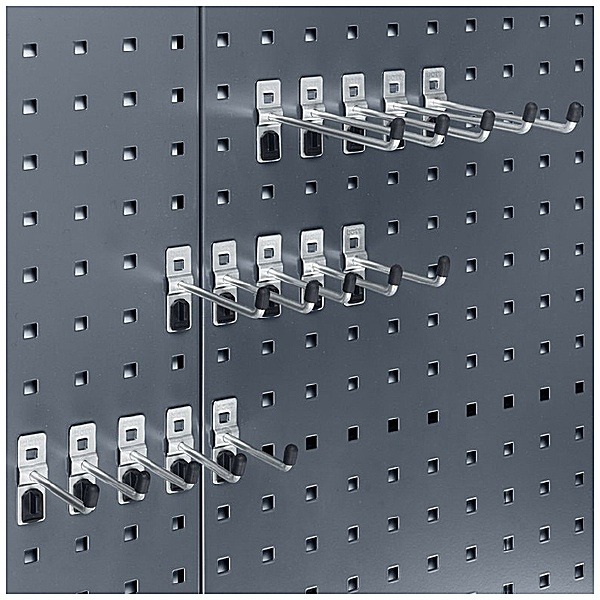 Bott Perforated Hook Kit - 15 Piece