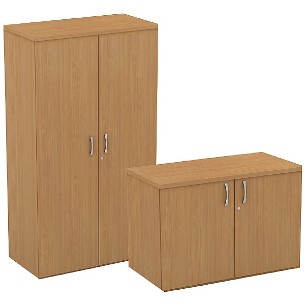 Alpha Plus Systems Storage Cupboards