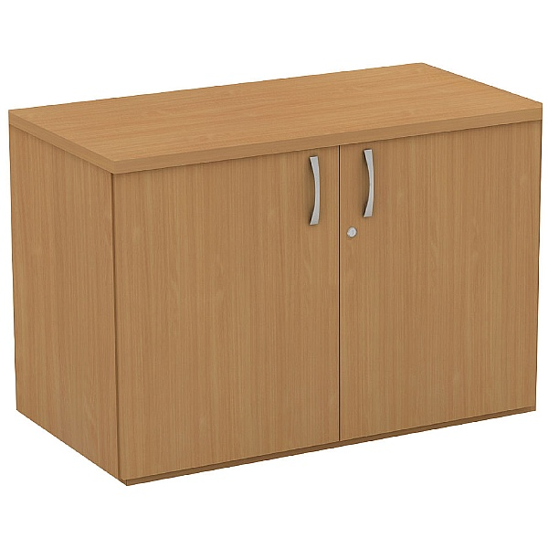 Alpha Plus Desk High Cupboard
