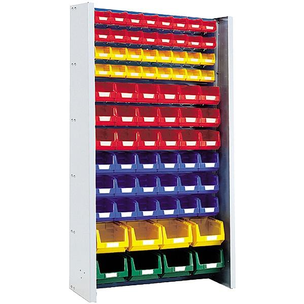 Bott Perfo Freestanding Louvred Panel Rack