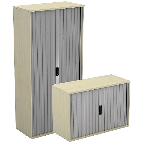 Accolade Side Opening Tambour Cupboards