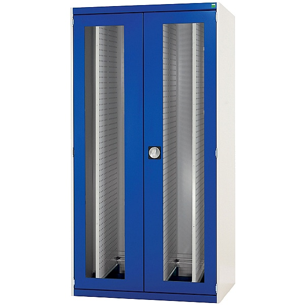 Bott Perfo Heavy Duty Cupboard With Sliding Panels