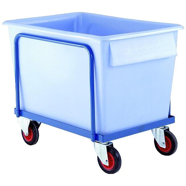 Plastic Container Bin Truck
