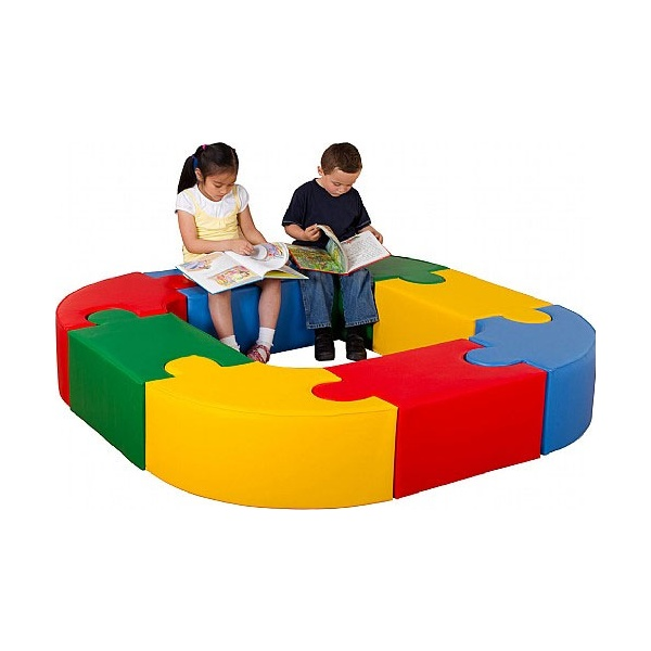 Jigsaw Soft Seating Unit
