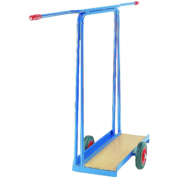 Varnished Plywood Platform Sheet Buggy
