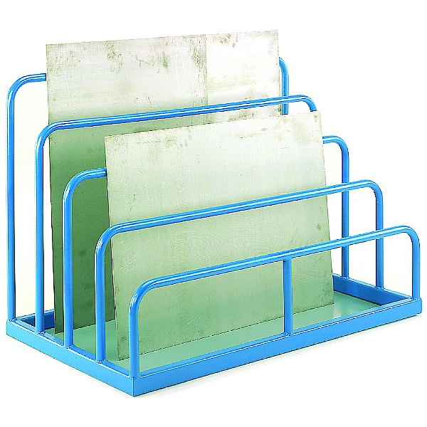 Multi-Height Sheet Rack