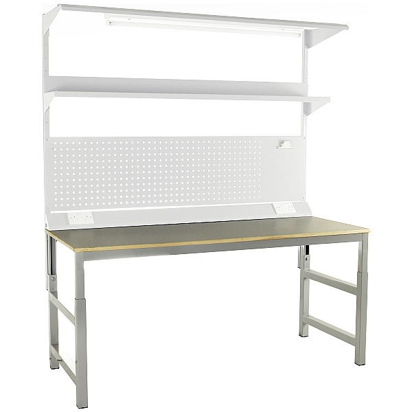 Redditek 456 Bolt Adjustable Height Workbench