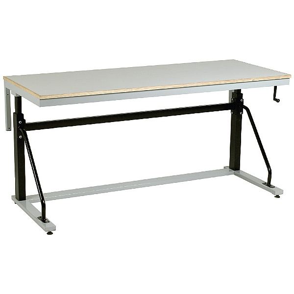 Redditek 456 Adjustable Height Cantilever Workbench