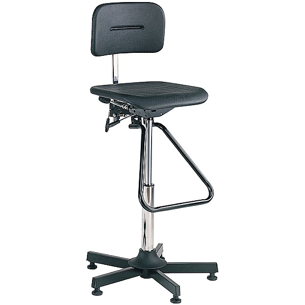 Bott High Vinyl Workchair