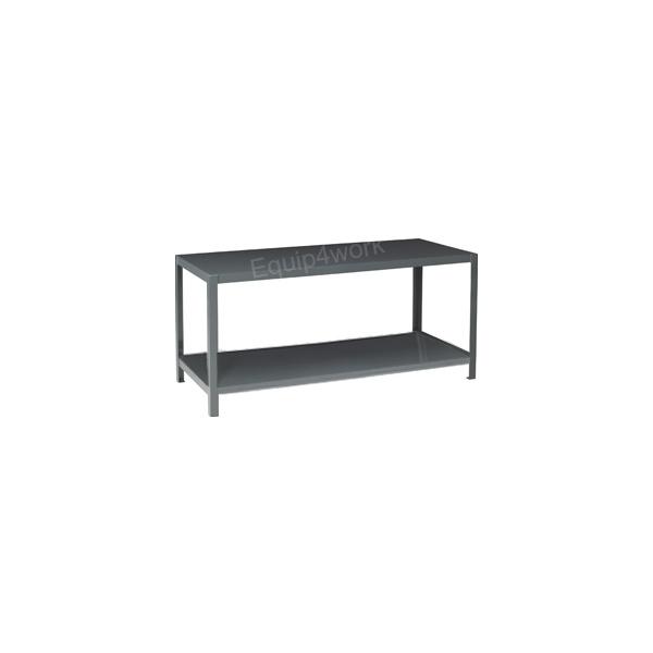 Redditek Extra Heavy Duty Engineering Workbench with Shelf