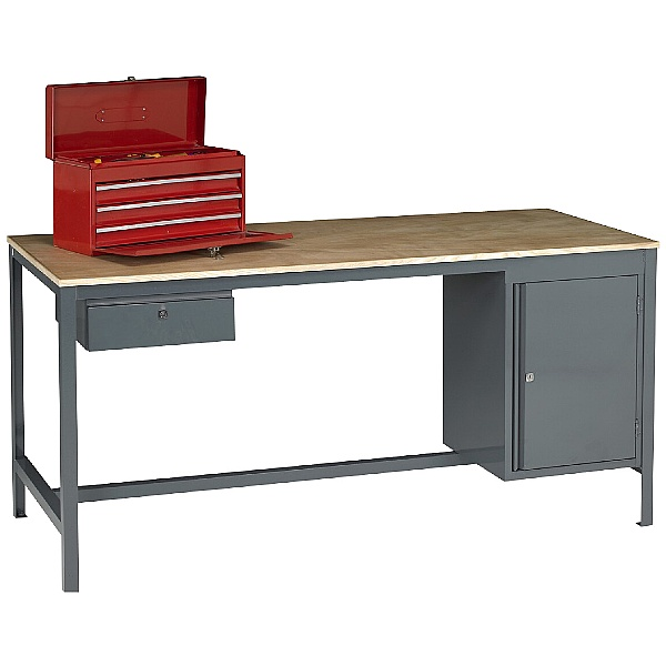 Redditek E7 Heavy Duty Engineering Workbench Bundle Deal