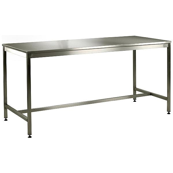 Redditek Medium Duty Stainless Steel Workbench