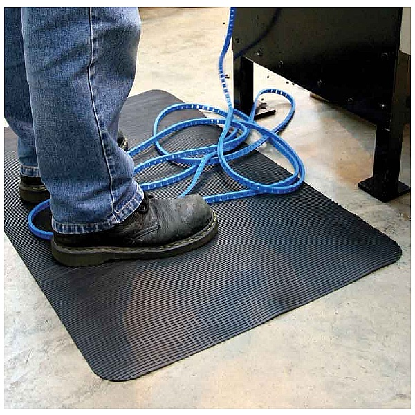 Coba Fluted Anti Fatigue Mats