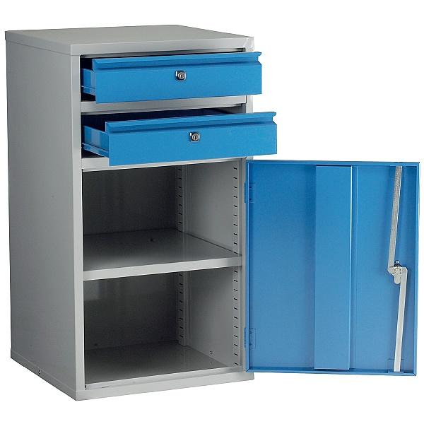 Redditek Euro 900 Floor Cabinet with 2 Drawers
