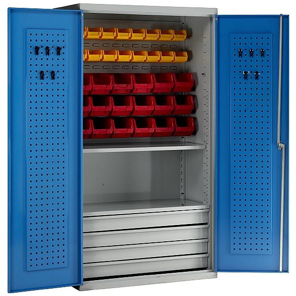 Redditek Small Parts Storage Euro Cabinet