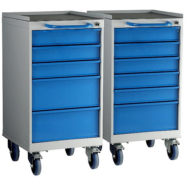 Redditek Large Mobile Drawer Cabinet