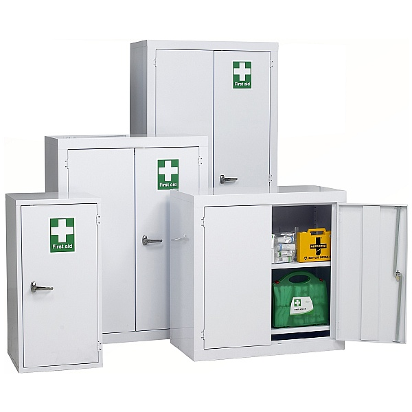 Redditek First Aid Floor Cabinet