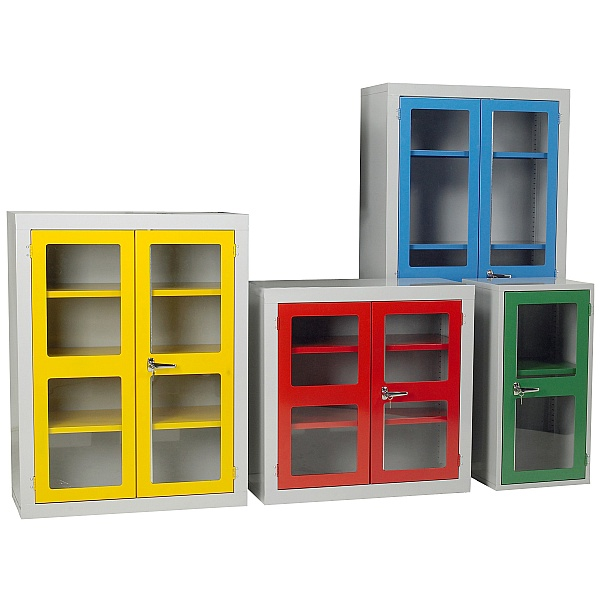 Redditek Polycarbonate Floor Cabinets