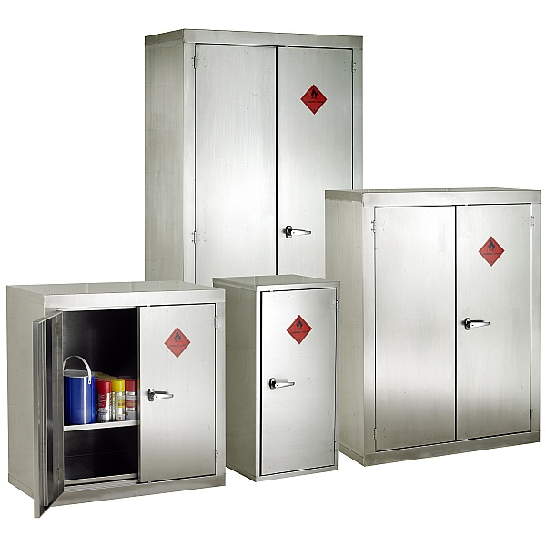 Redditek Stainless Steel FB Hazardous Cabinet