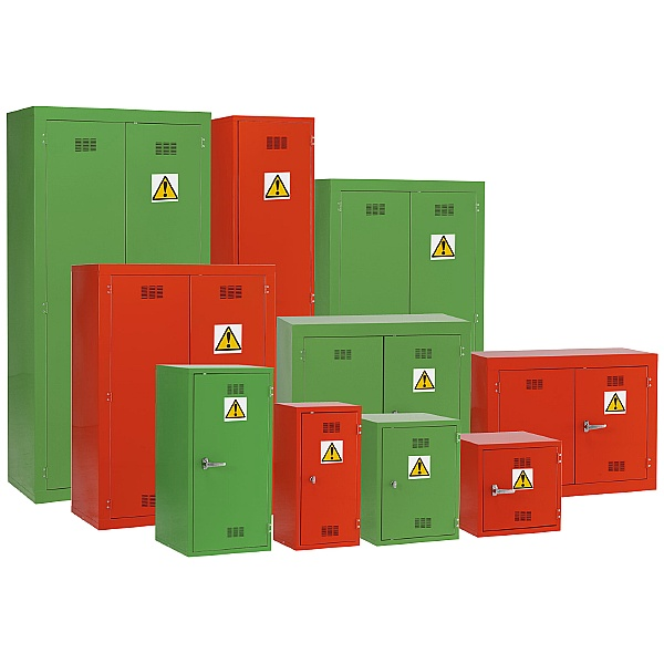 Redditek Pesticide/Chemical Hazardous Material Cabinet