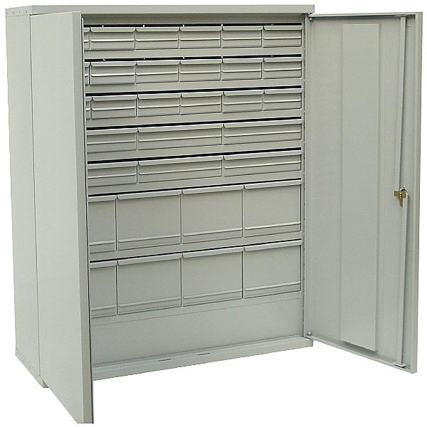 Redditek 'D' Series 32 Drawer Combination Cabinet