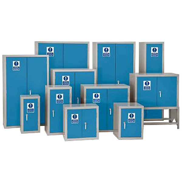 PPE Storage Cupboards